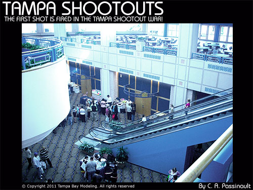 Tampa Shootouts: The first shot is fired in the Tampa shootout war!